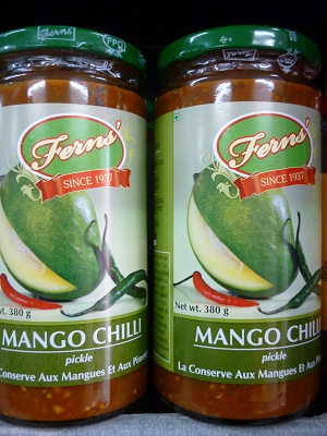 Fern's Mango Chilli Pickle