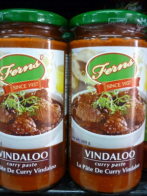 Fern's Vindaloo Curry Paste