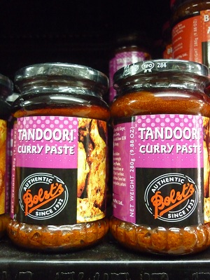 Bolst's Tandoori Curry Paste