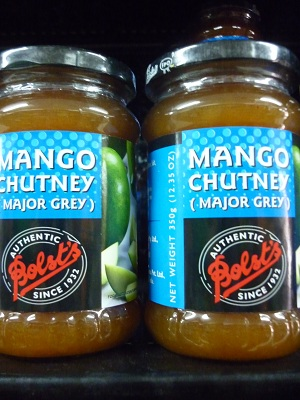 Bolst's Mango Chutney Major Grey