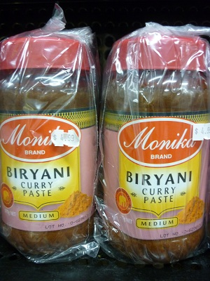 Monika Biriyani Paste