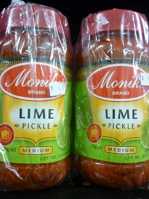 Monika Lime Pickle