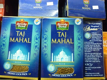 Brooke Bond Loose leaf Taj Mahal tea