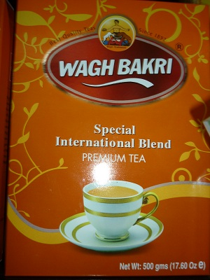 Wagh Bakri Masala Tea Loose Leaf