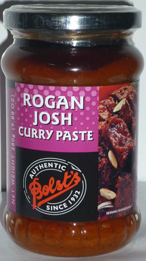 Bolst's Rogan Josh Paste